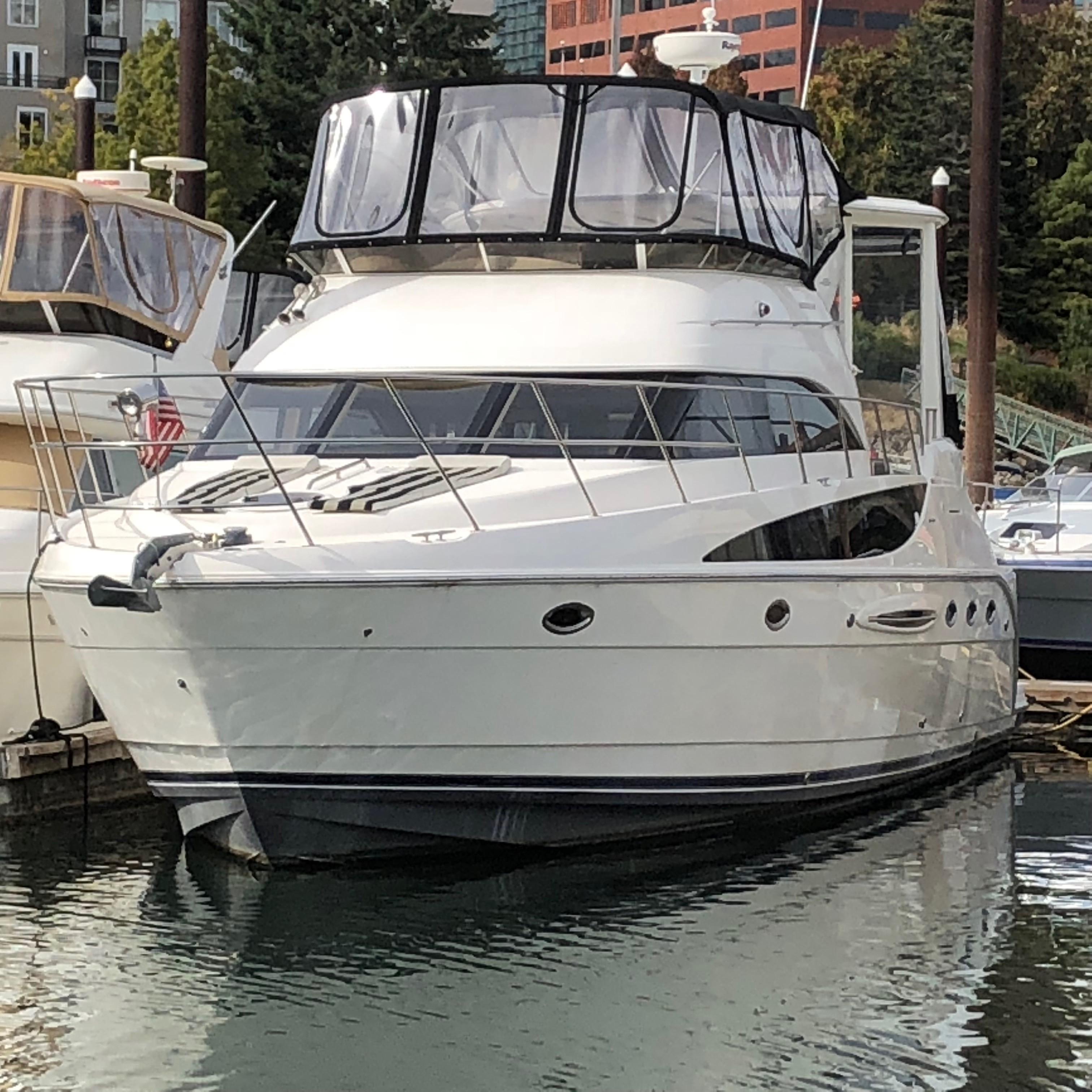 459 Motoryacht - 50 North