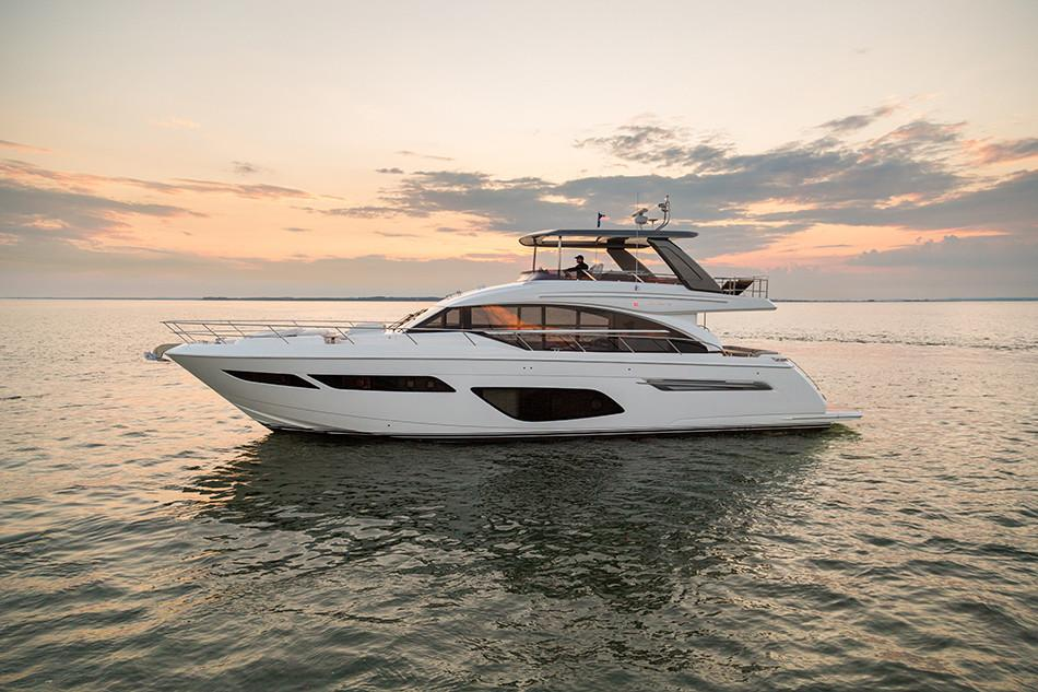 Yacht for Sale: 70ft Princess F70 Flybridge (2018)