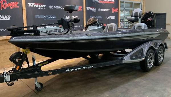 2021 Ranger Boats boat for sale, model of the boat is Z518 & Image # 6 of 11