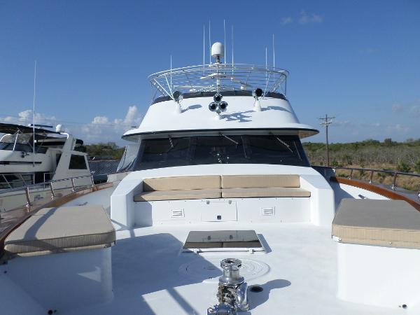 104 Denison Broward Motor Yacht 1991 For Sale In Fort