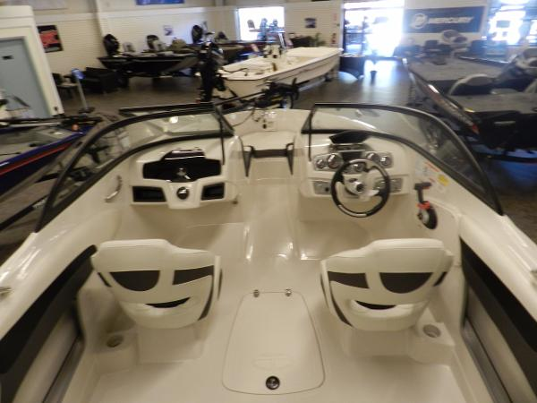 2017 Tahoe boat for sale, model of the boat is 550 TF & Image # 5 of 32