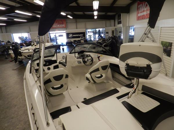 2017 Tahoe boat for sale, model of the boat is 550 TF & Image # 4 of 32