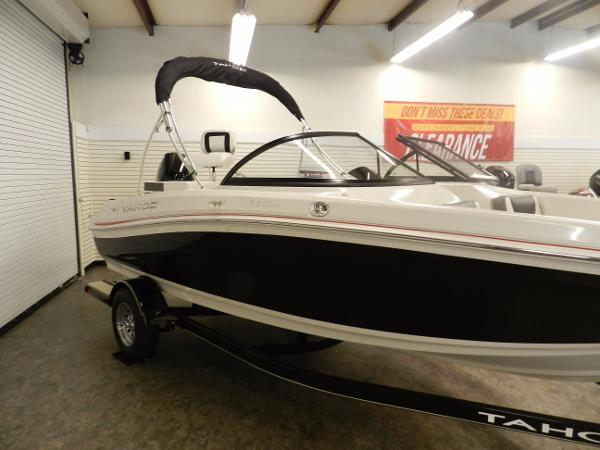 2017 Tahoe boat for sale, model of the boat is 550 TF & Image # 1 of 32