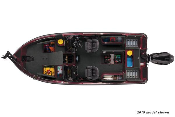 2020 Nitro boat for sale, model of the boat is ZV21 & Image # 40 of 44