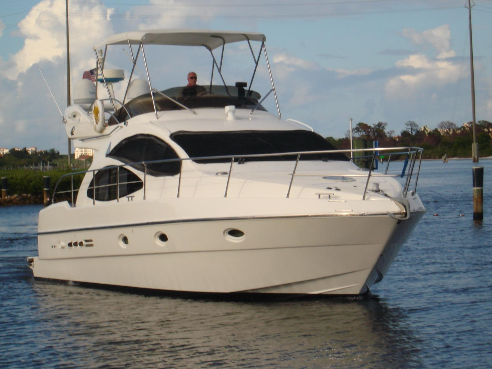 42 azimut 42 motor yacht 2001 for sale in west palm beach for Palm beach motor yachts for sale