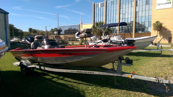 2004 Tracker Boats 175 Pro Team