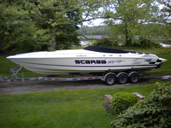 Wellcraft Scarab Thunder High Performance Boats. Listing Number: M-3257398