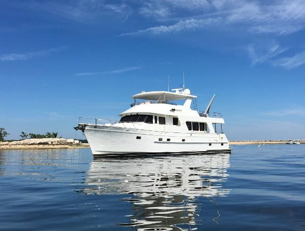 2008 65' Outer Reef Yachts Motor Yacht