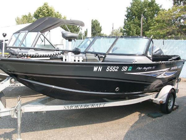 2013 SMOKER CRAFT PRO ANGLER 162 XL for sale
