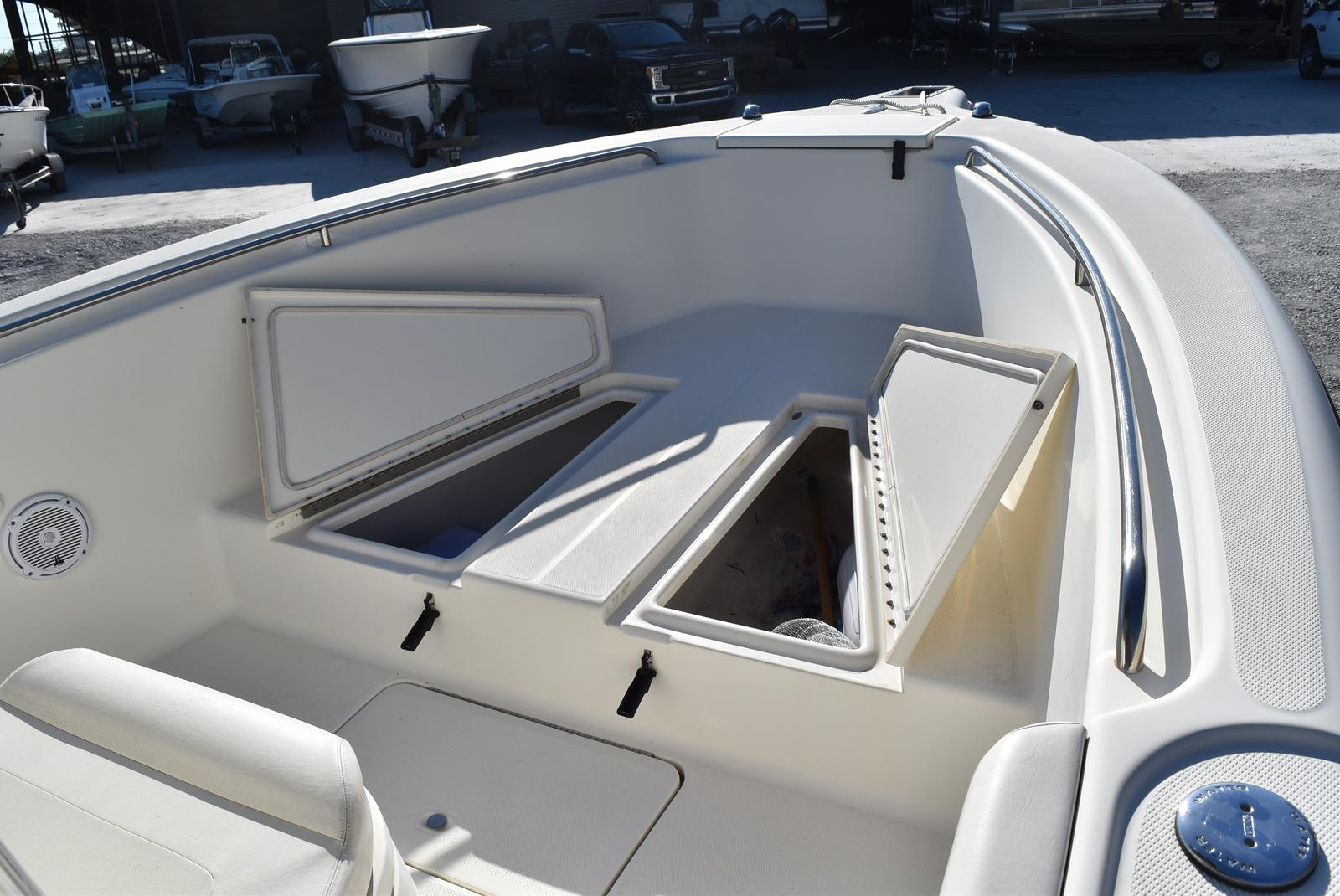2006 Triton boat for sale, model of the boat is 2486 & Image # 21 of 24