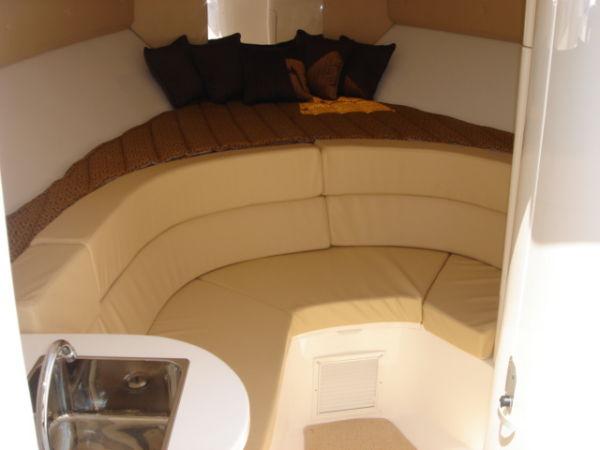 Cuddy Cabin