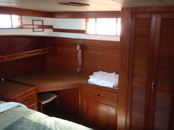 Master Cabin Starboard