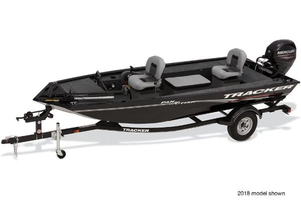 2019 TRACKER BOATS PANFISH 16 for sale