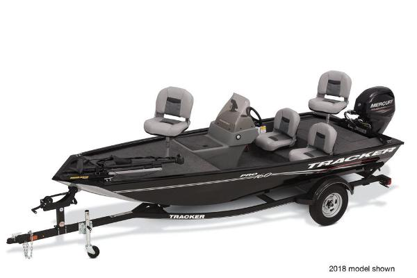 2019 TRACKER BOATS PRO 160 for sale