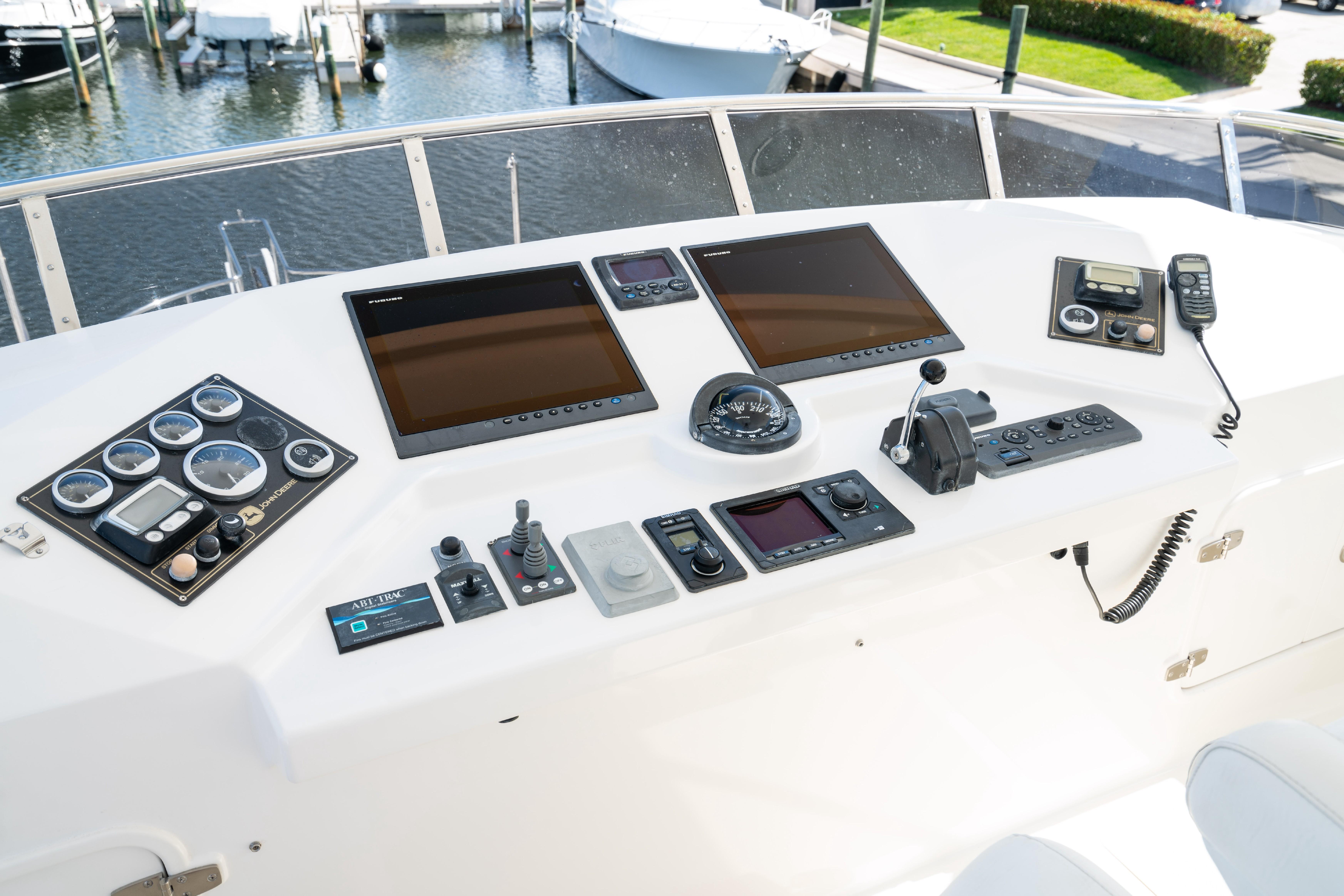 60 Nordhavn One Life 2013 Dania Beach | Denison Yacht Sales