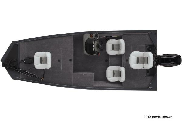 2019 Tracker Boats boat for sale, model of the boat is Pro 170 & Image # 5 of 8