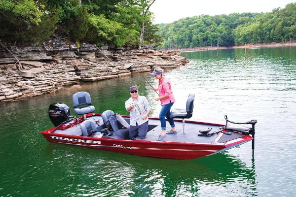 2019 Tracker Boats boat for sale, model of the boat is Pro 170 & Image # 10 of 66