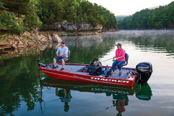 2019 Tracker Boats boat for sale, model of the boat is Pro 170 & Image # 5 of 22