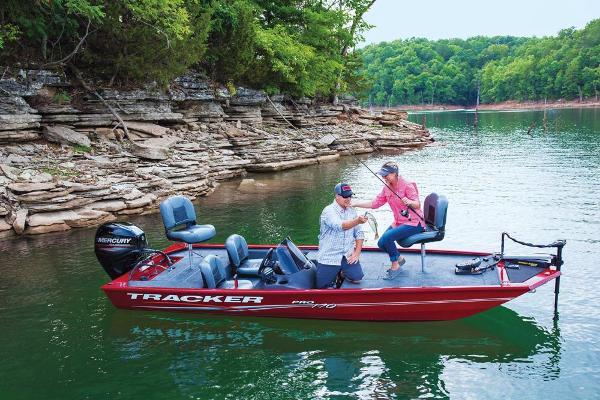 2019 Tracker Boats boat for sale, model of the boat is Pro 170 & Image # 6 of 22