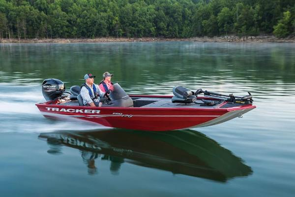 2019 Tracker Boats boat for sale, model of the boat is Pro 170 & Image # 19 of 66