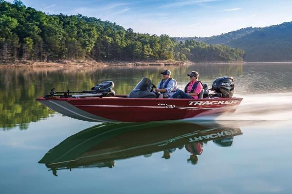2019 Tracker Boats boat for sale, model of the boat is Pro 170 & Image # 9 of 22