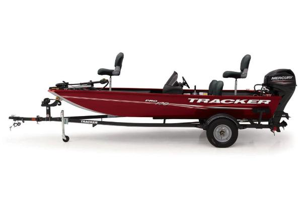 2019 Tracker Boats boat for sale, model of the boat is Pro 170 & Image # 55 of 66