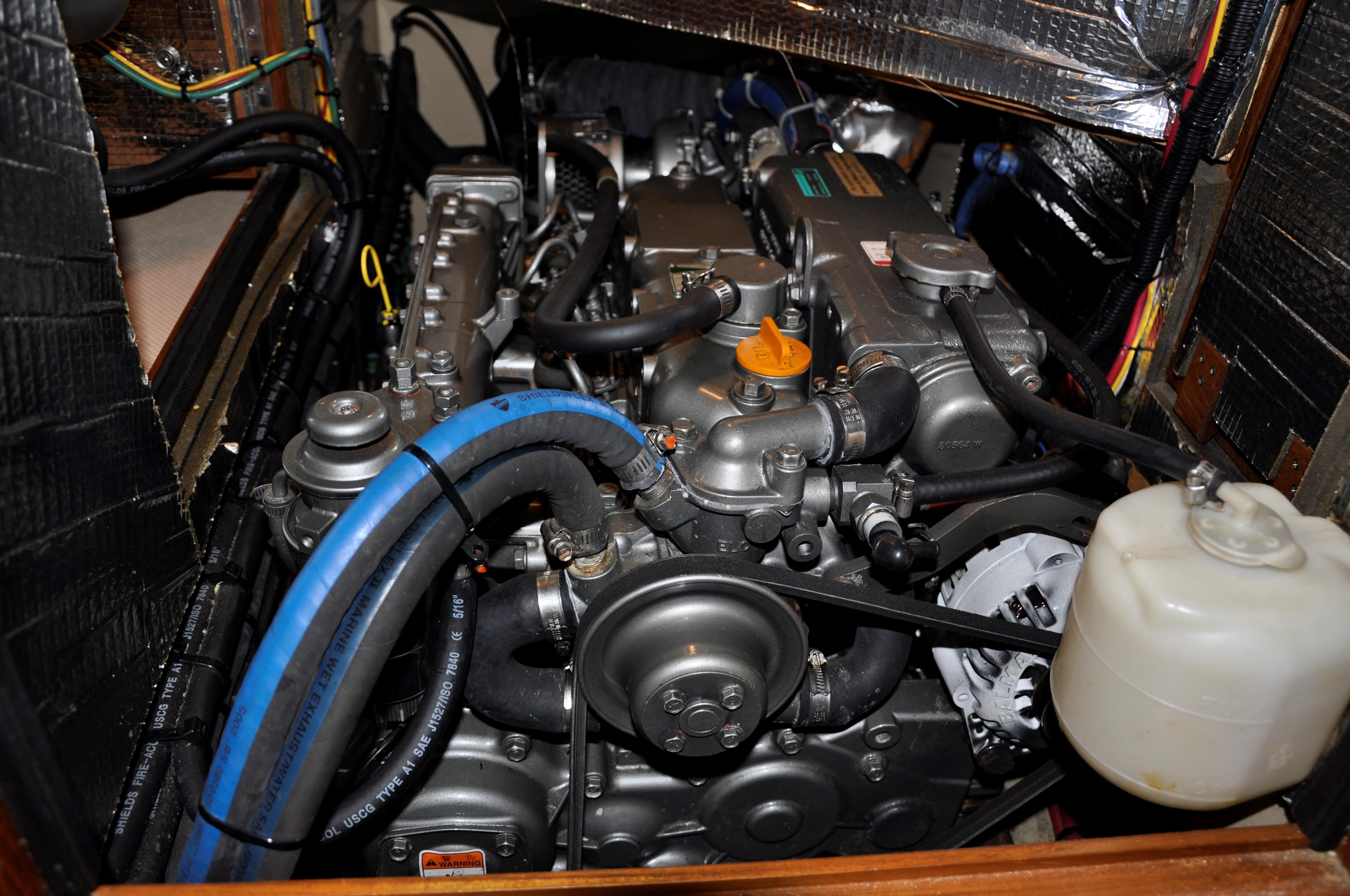 SPARKLING ENGINE ROOM