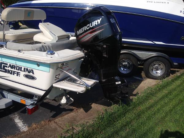 2018 Carolina Skiff boat for sale, model of the boat is 16 JVXcc & Image # 3 of 8