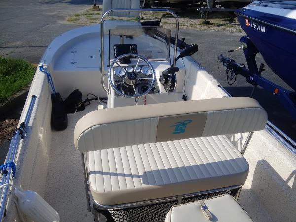 2018 Carolina Skiff boat for sale, model of the boat is 16 JVXcc & Image # 4 of 8