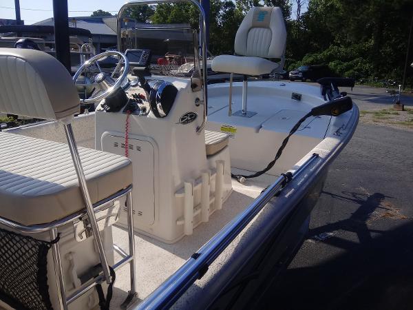 2018 Carolina Skiff boat for sale, model of the boat is 16 JVXcc & Image # 5 of 8