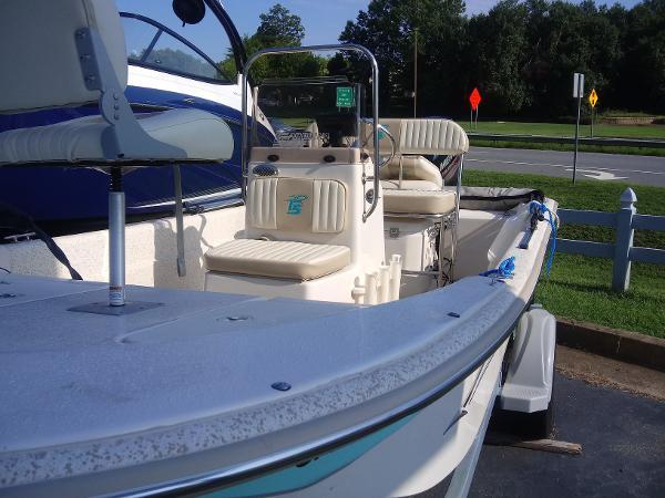 2018 Carolina Skiff boat for sale, model of the boat is 16 JVXcc & Image # 7 of 8