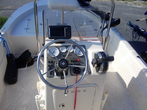 2018 Carolina Skiff boat for sale, model of the boat is 16 JVXcc & Image # 8 of 8