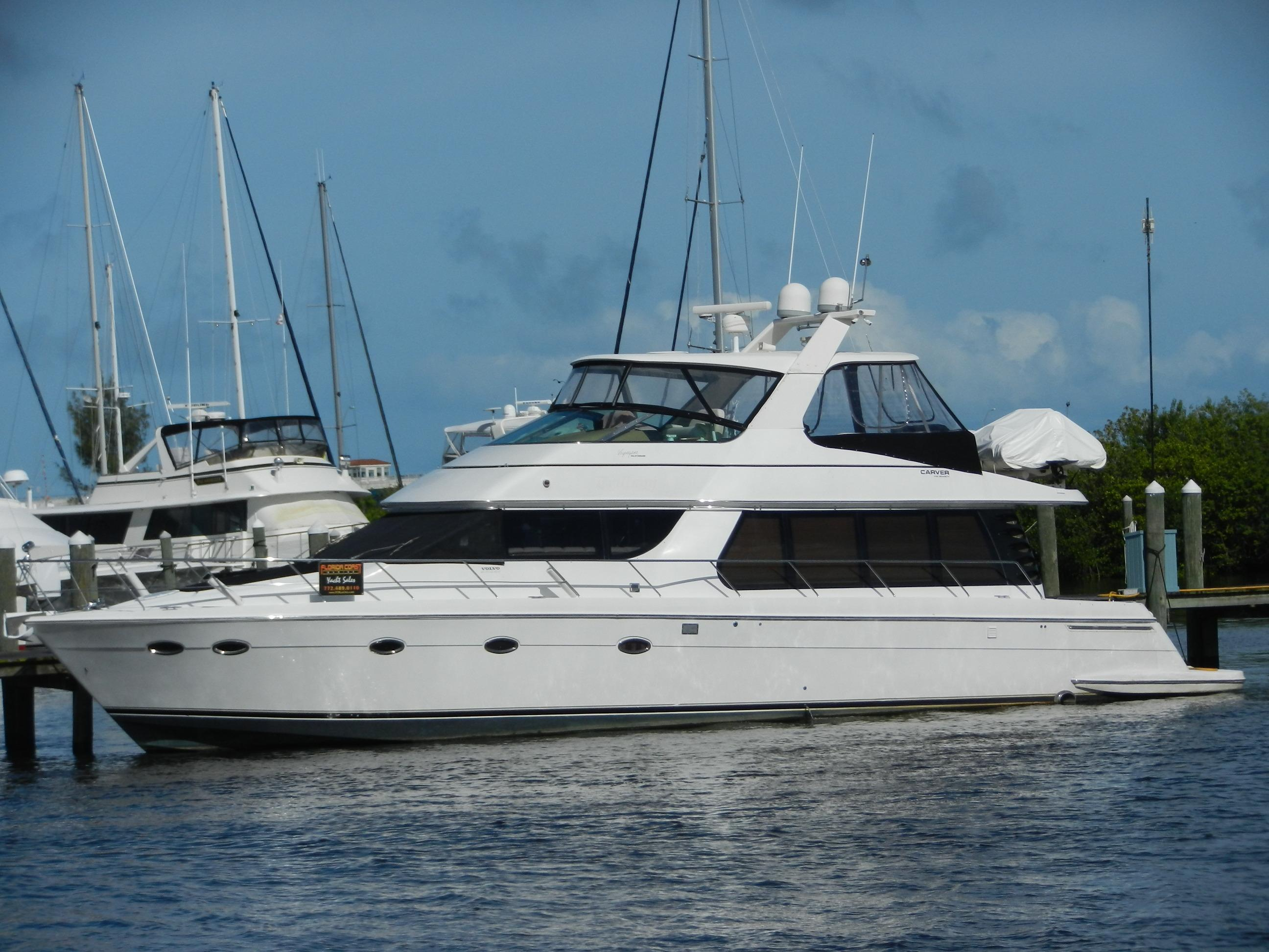 Used Carver Yachts for Sale
