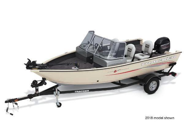 2019 TRACKER PRO GUIDE V 16 WT for sale