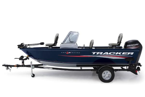 2019 Tracker Boats boat for sale, model of the boat is Pro Guide V-16 WT & Image # 2 of 8