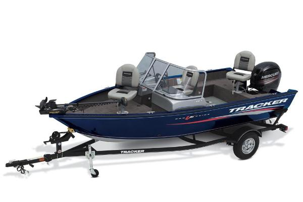 2019 Tracker Boats boat for sale, model of the boat is Pro Guide V-16 WT & Image # 3 of 8
