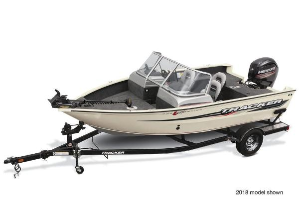 2019 TRACKER PRO GUIDE V 165 WT for sale