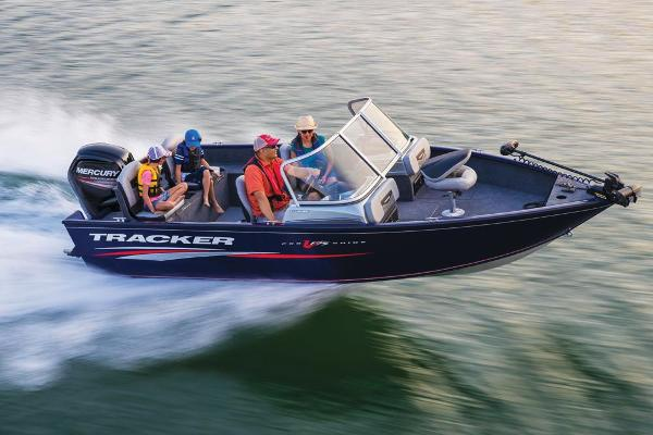 2019 Tracker Boats boat for sale, model of the boat is Pro Guide V-175 Combo & Image # 3 of 41