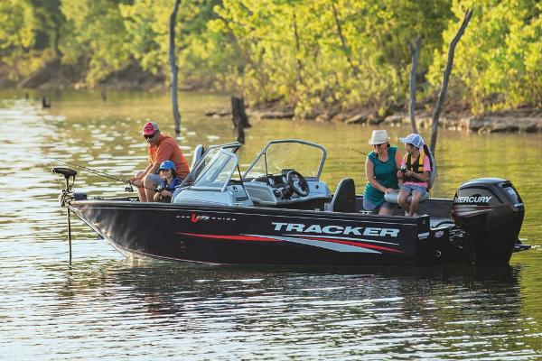 2019 Tracker Boats boat for sale, model of the boat is Pro Guide V-175 Combo & Image # 5 of 41