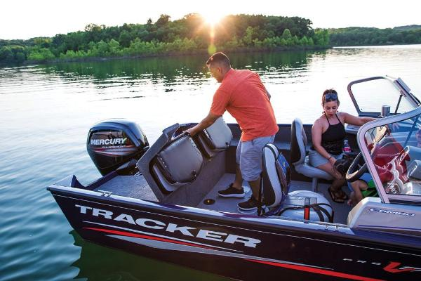 2019 Tracker Boats boat for sale, model of the boat is Pro Guide V-175 Combo & Image # 33 of 41