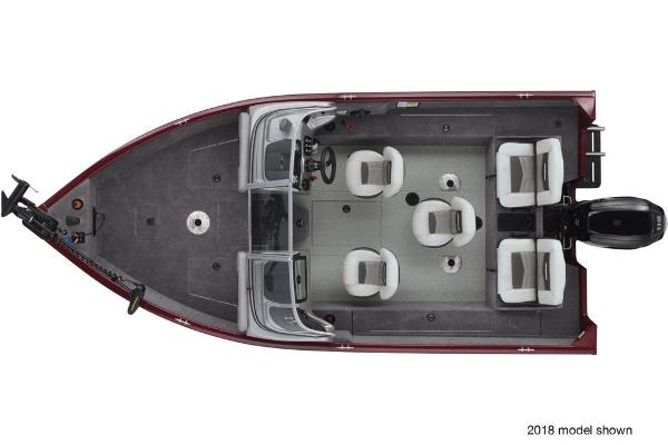 2019 Tracker Boats boat for sale, model of the boat is Pro Guide V-175 Combo & Image # 37 of 41
