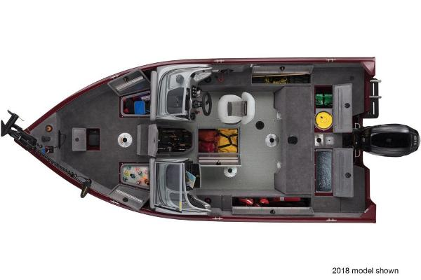 2019 Tracker Boats boat for sale, model of the boat is Pro Guide V-175 Combo & Image # 40 of 41