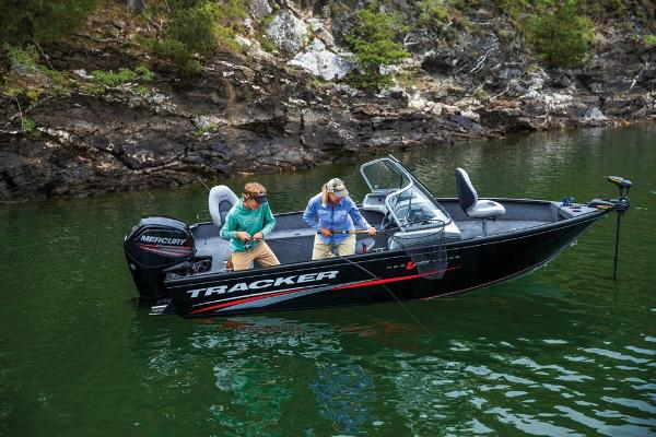 2019 Tracker Boats boat for sale, model of the boat is Pro Guide V-175 WT & Image # 2 of 20