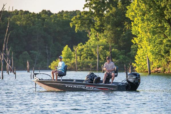 2019 Tracker Boats boat for sale, model of the boat is Pro Team 175 TF & Image # 6 of 56