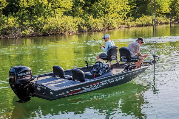 2019 Tracker Boats boat for sale, model of the boat is Pro Team 175 TF & Image # 9 of 56