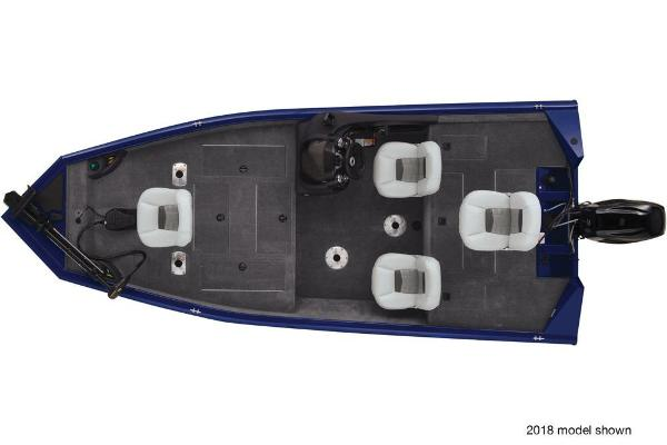 2019 Tracker Boats boat for sale, model of the boat is Pro Team 175 TF & Image # 56 of 59