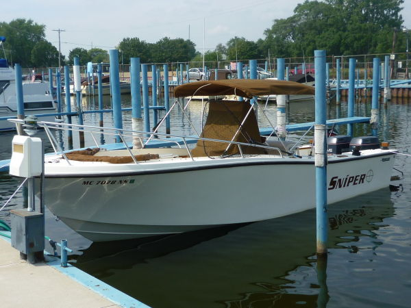 26' Mako CENTER CONSOLE (MG)