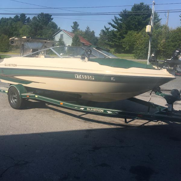2002 GLASTRON GX 185 SKI & FISH for sale