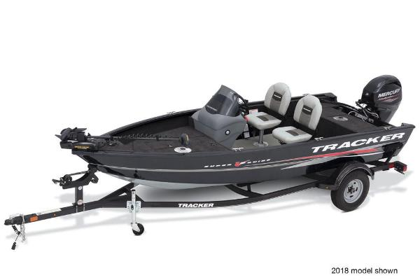 2019 TRACKER SUPER GUIDE V 16 SC for sale