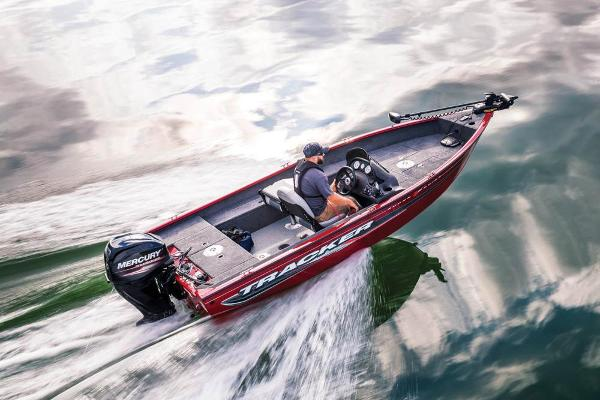 2019 Tracker Boats boat for sale, model of the boat is Super Guide V-16 SC & Image # 8 of 24